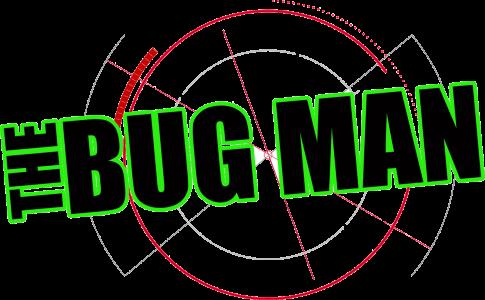 Bug Man Logo Large